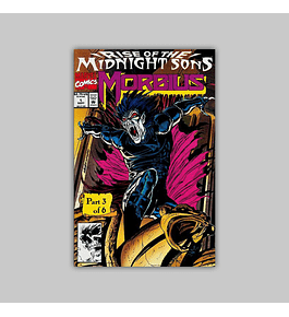 Morbius: The Living Vampire 1 1992