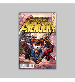 New Avengers (Vol. 2) 17 2011
