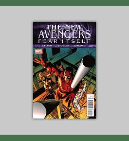 New Avengers (Vol. 2) 16 2011
