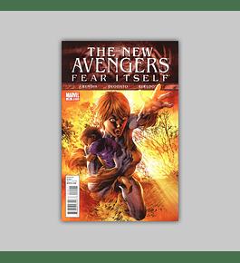 New Avengers (Vol. 2) 15 2011