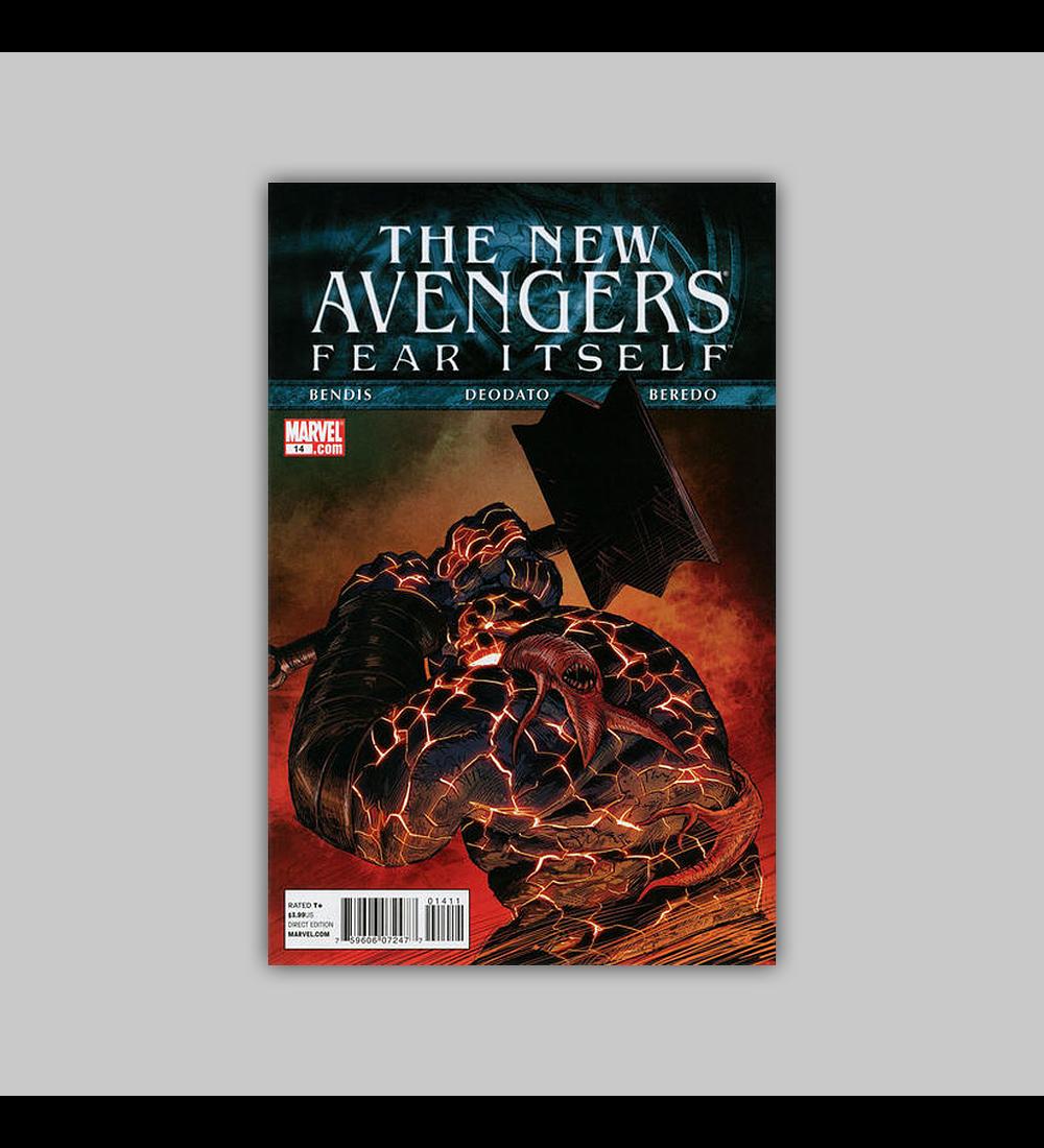 New Avengers (Vol. 2) 14 2011