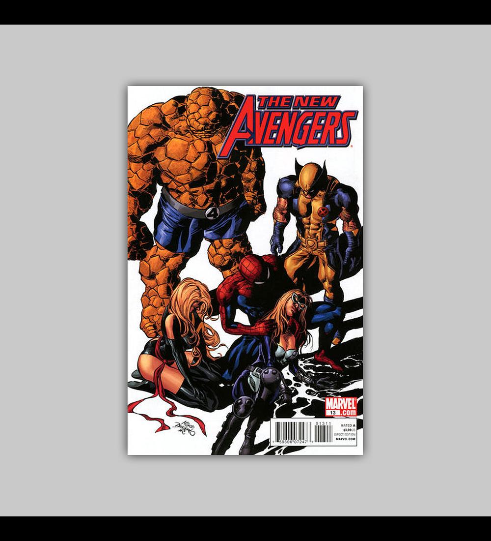 New Avengers (Vol. 2) 13 2011