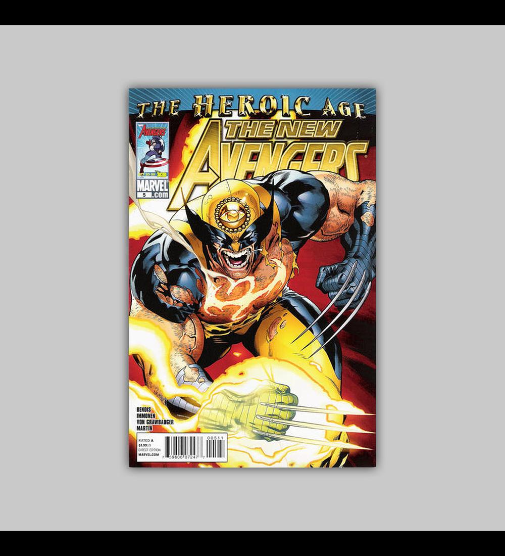 New Avengers (Vol. 2) 5 2010