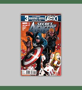 Secret Avengers 21.1 2012