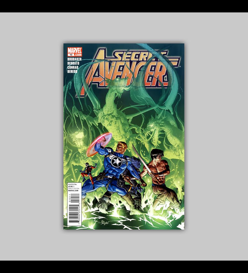 Secret Avengers 10 2011