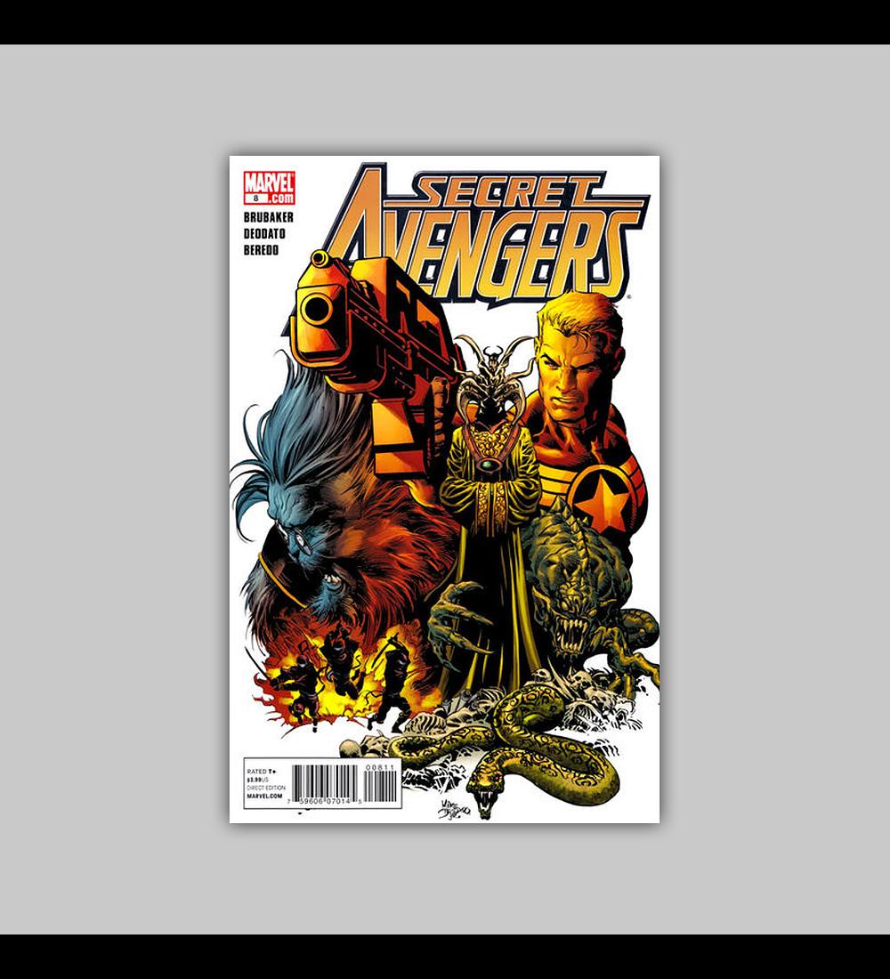 Secret Avengers 8 2011