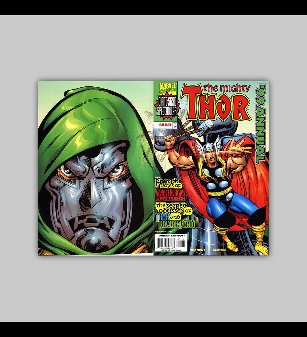 Thor '99 Annual 1999