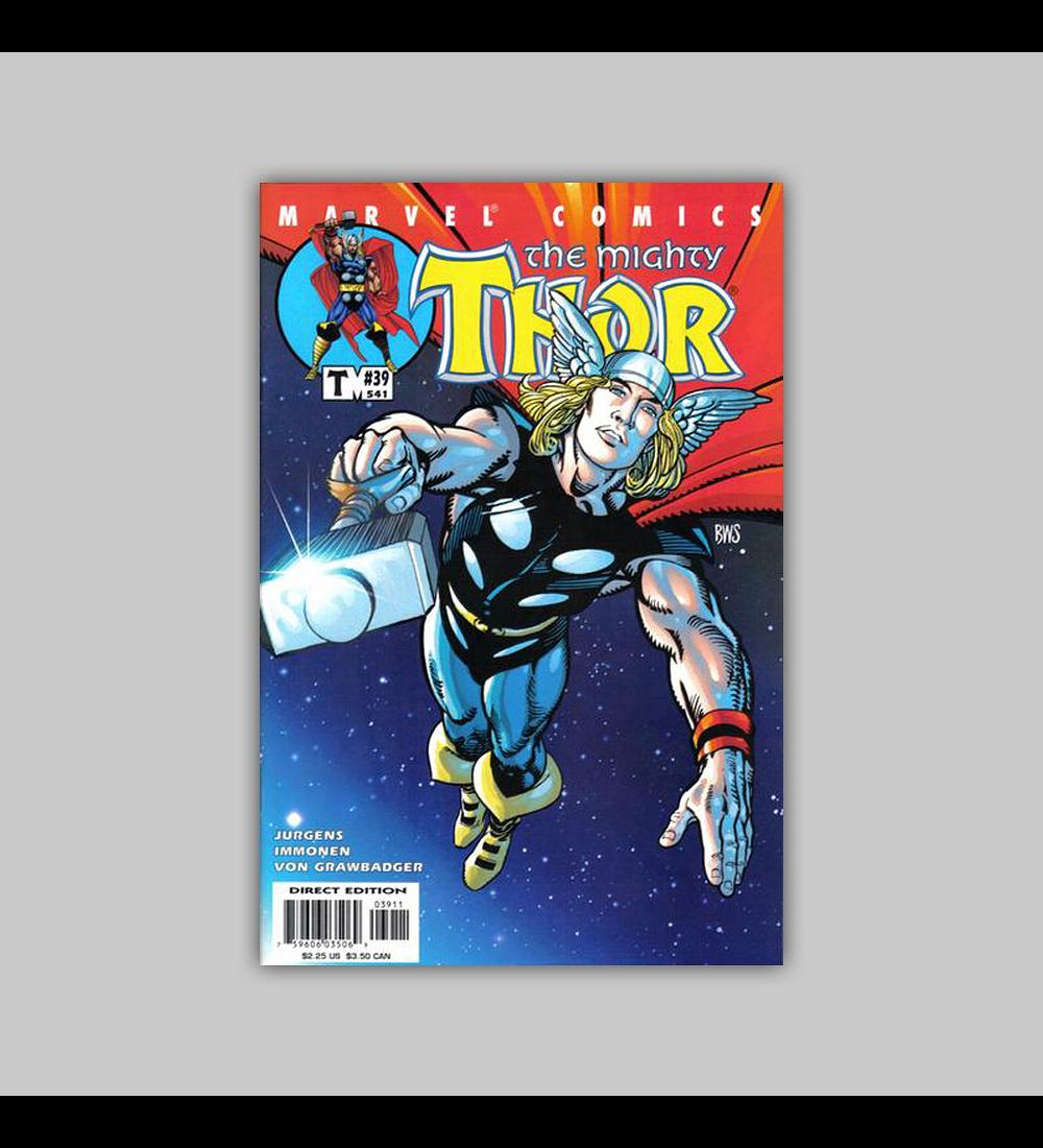 Thor (Vol. 2) 39 2001