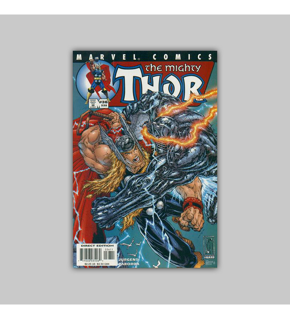 Thor (Vol. 2) 36 2001