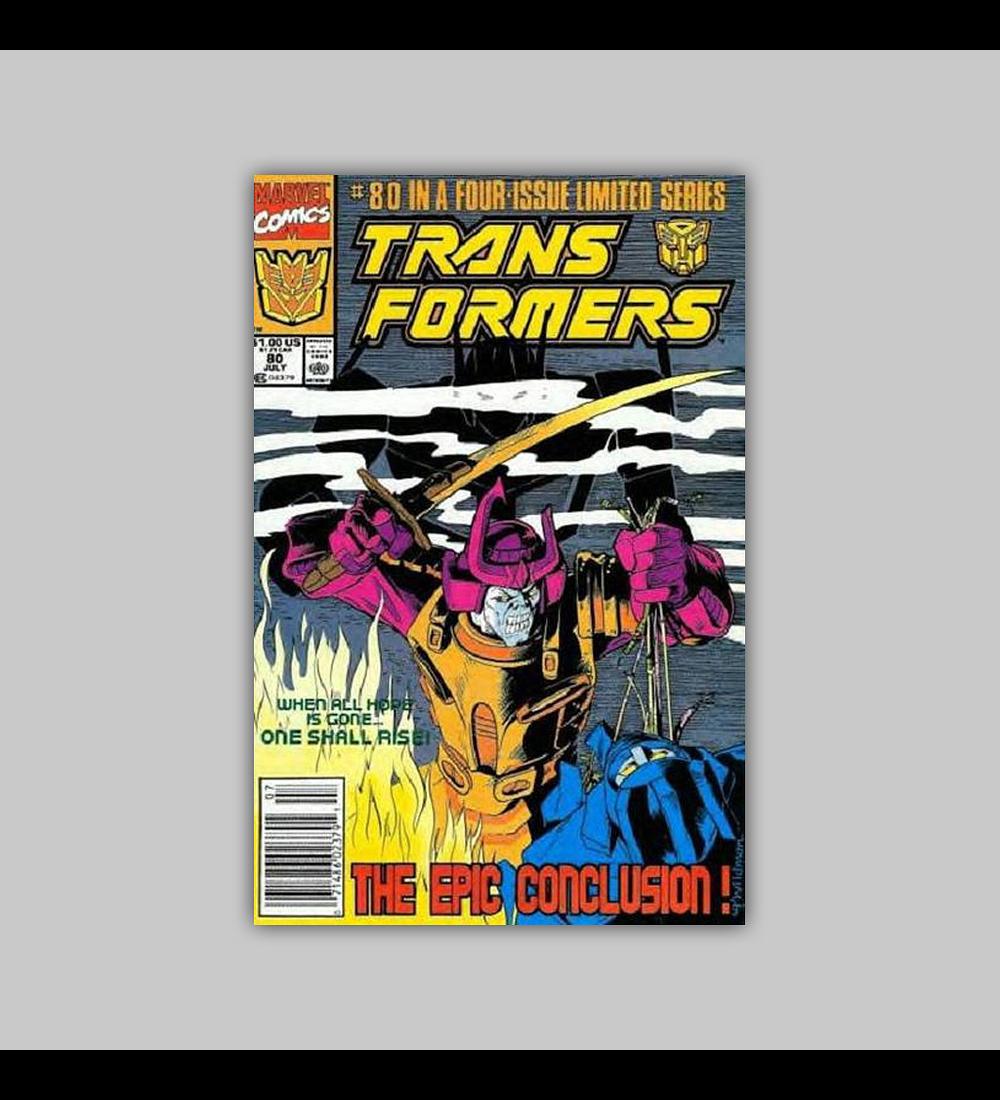 Transformers 80 1991