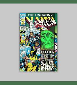 Uncanny X-Men 304 Hologram Signed 1993