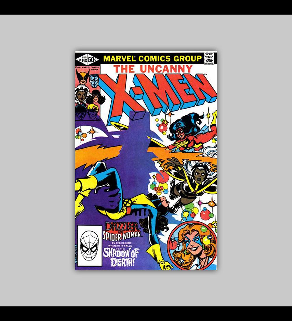 Uncanny X-Men 148 1981