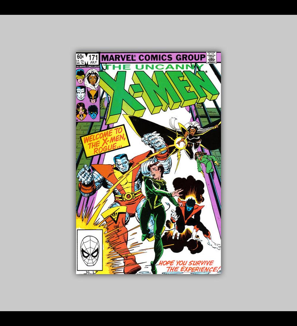 Uncanny X-Men 171 1983