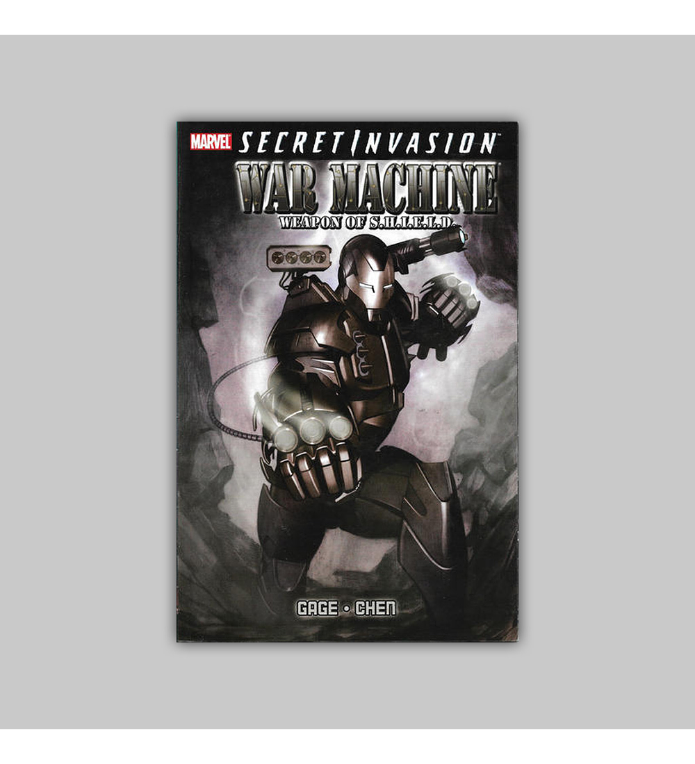 Secret Invasion: War Machine 2009