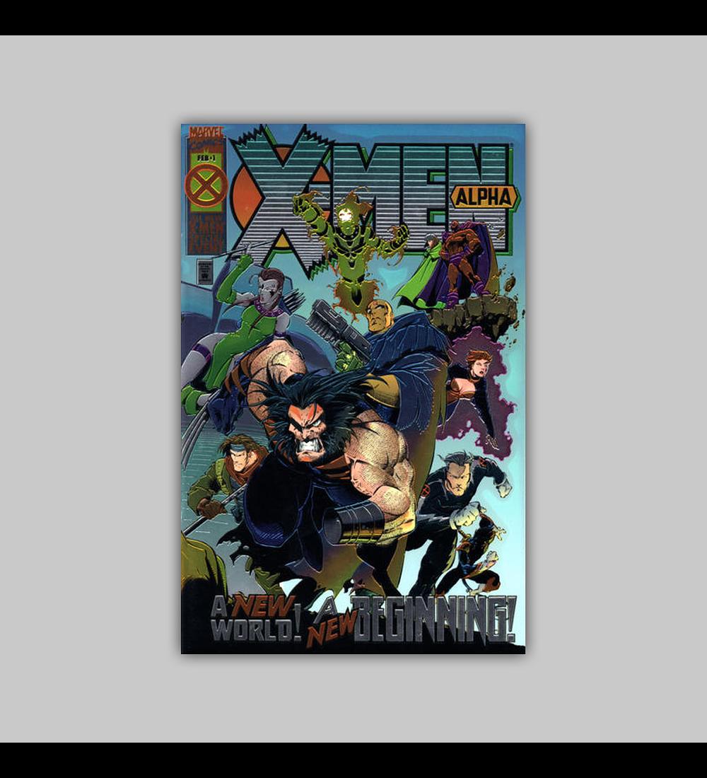 X-Men: Alpha 1 Chromium 1994
