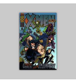 X-Men: Alpha 1 Chromium 1994