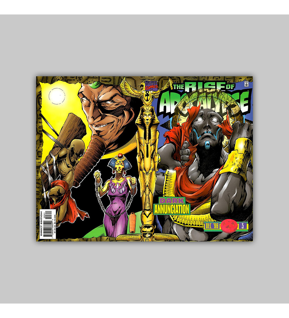 X-Men: Rise of Apocalypse 3 1996