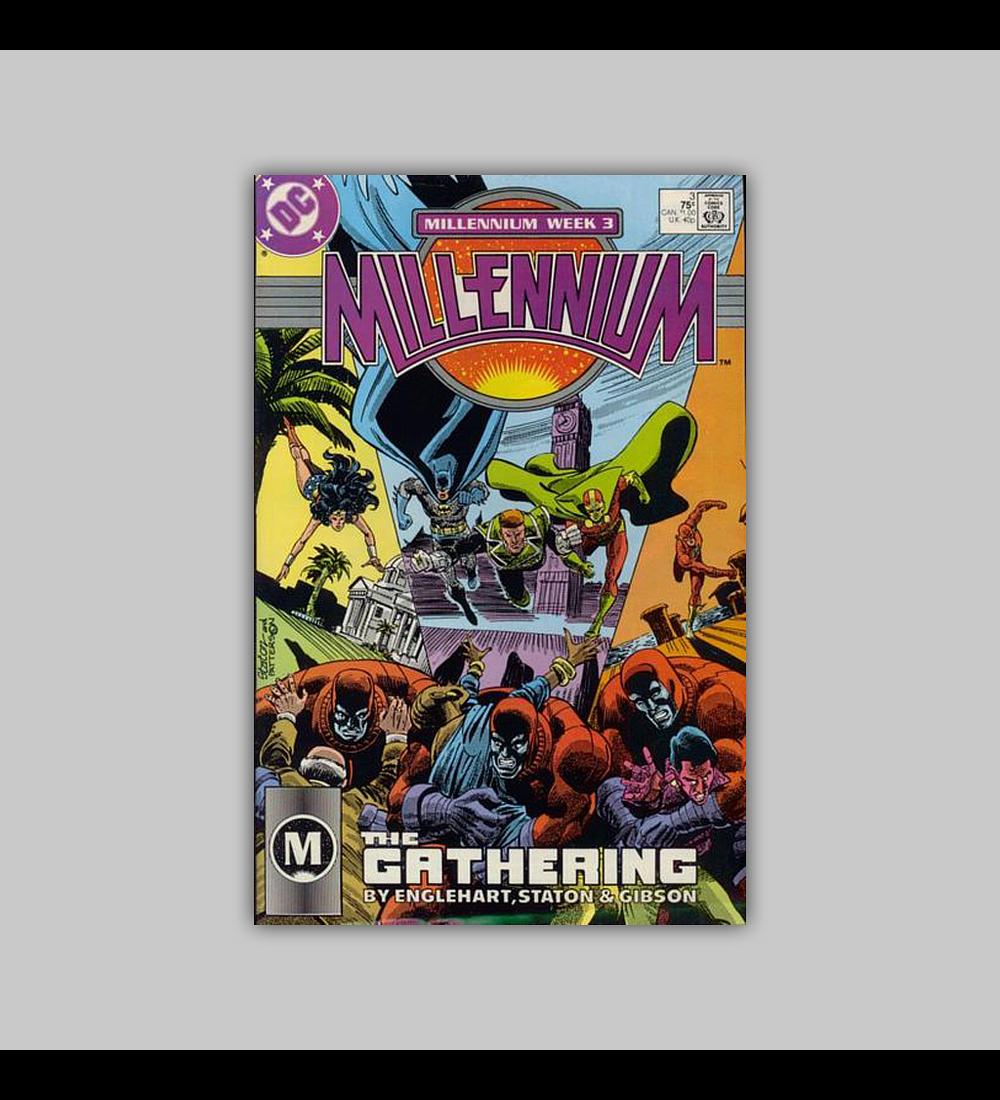 Millennium (complete limited series) 1987