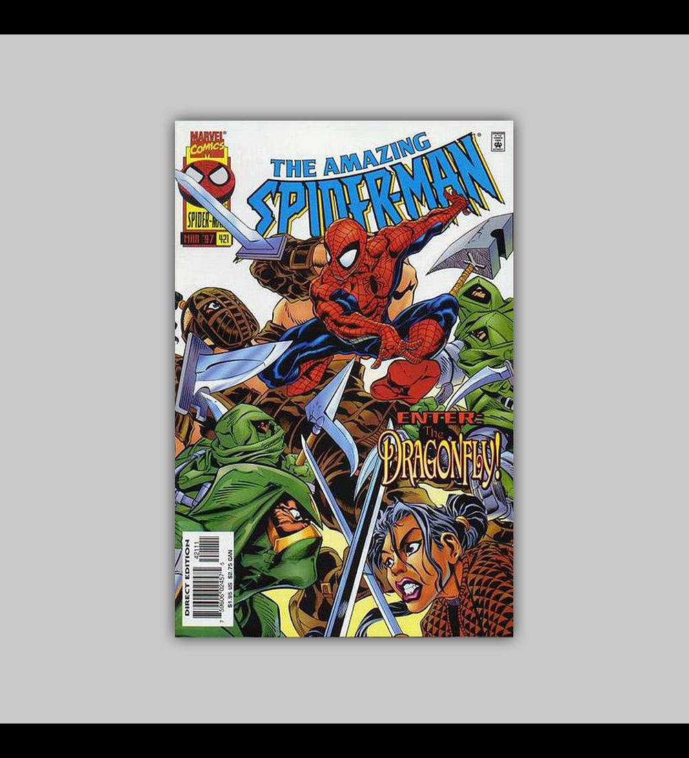 Amazing Spider-Man 421 1997