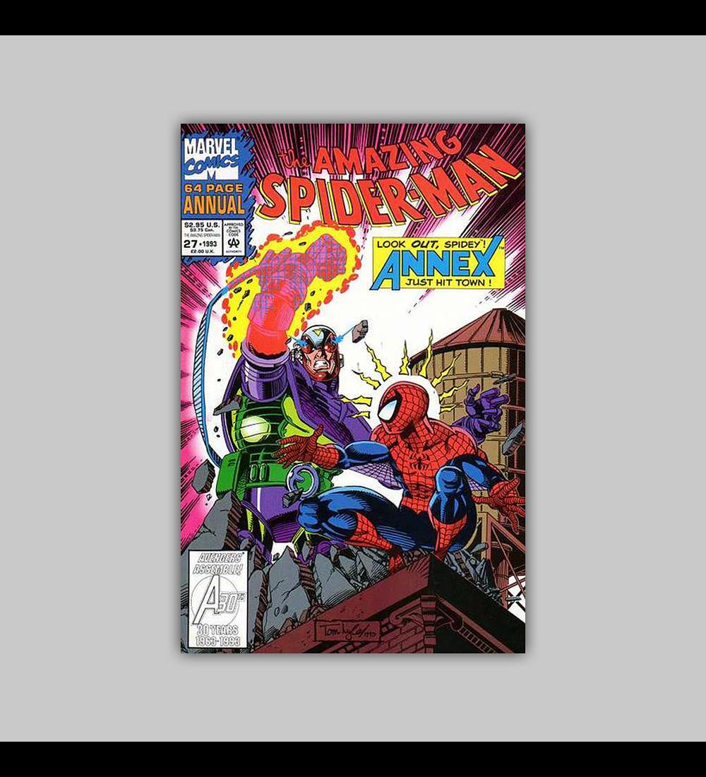 Amazing Spider-Man Annual 27 1993