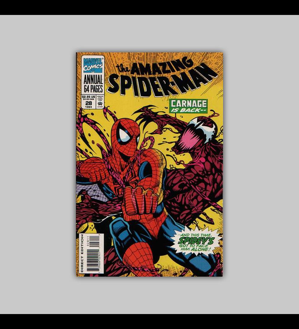 Amazing Spider-Man Annual 28 1994