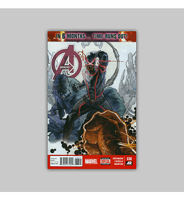 Avengers (Vol. 5) 38 2015