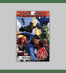 Avengers (Vol. 5) 43 2015