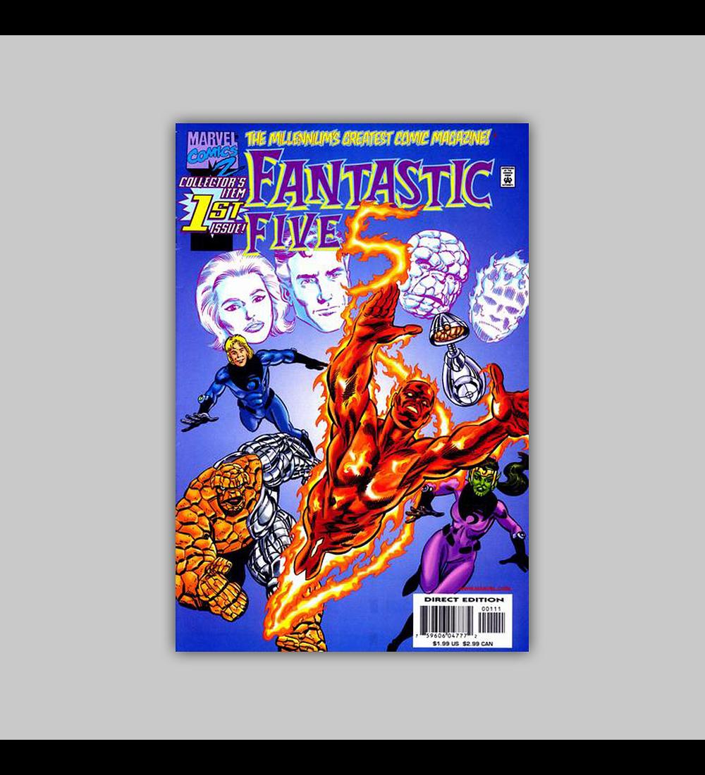 Fantastic Five 1 1999