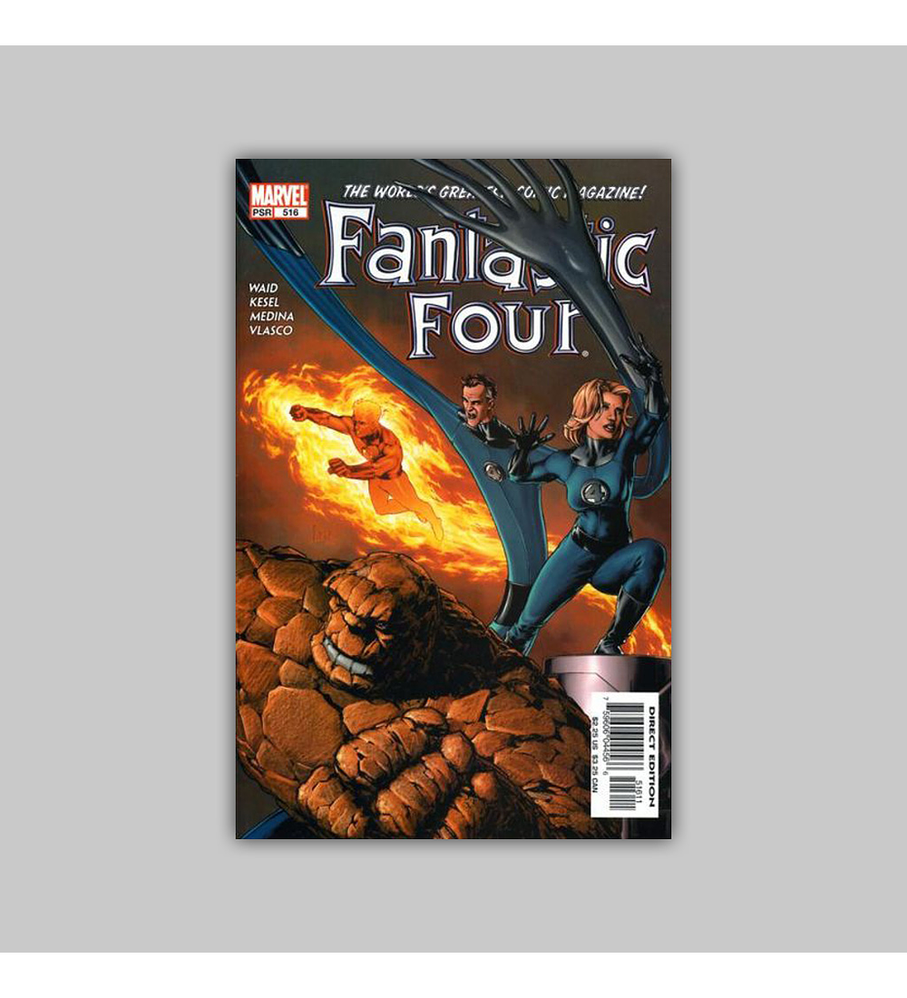 Fantastic Four (Vol. 3) 516 2004