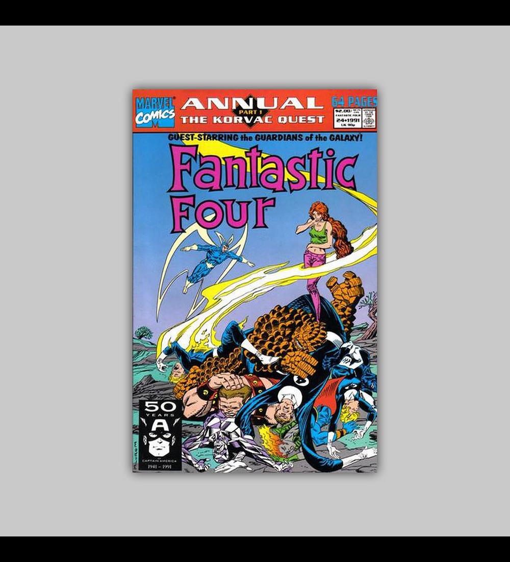 Fantastic Four Annual 24 1991
