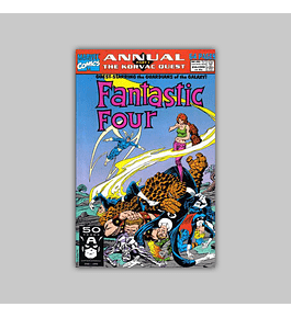 Fantastic Four Annual 24 1991
