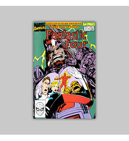 Fantastic Four Annual 23 1990