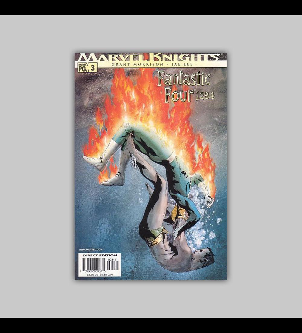 Fantastic Four: 1234 3 2001
