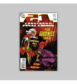 Countdown to Final Crisis 21 2008