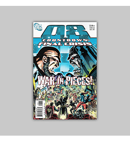 Countdown to Final Crisis 8 2008