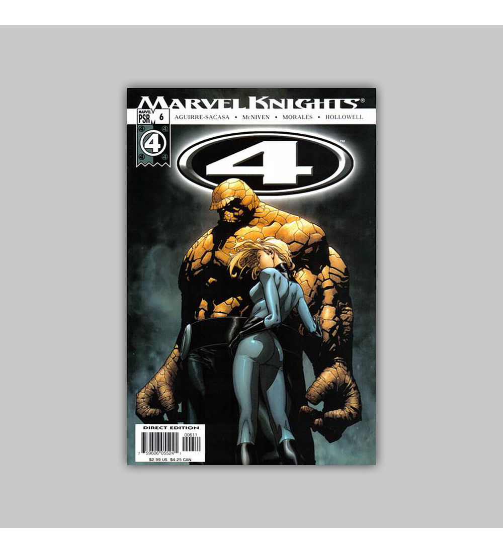 Marvel Knights 4 6 2004