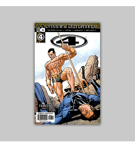 Marvel Knights 4 8 2004