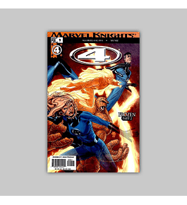 Marvel Knights 4 9 2004