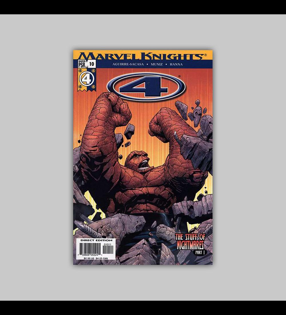 Marvel Knights 4 10 2004
