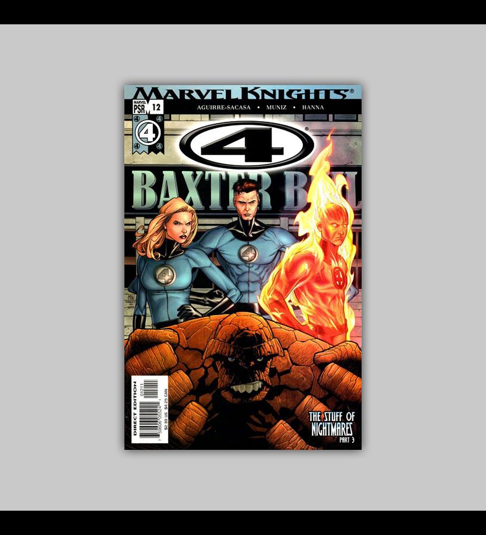 Marvel Knights 4 12 2005