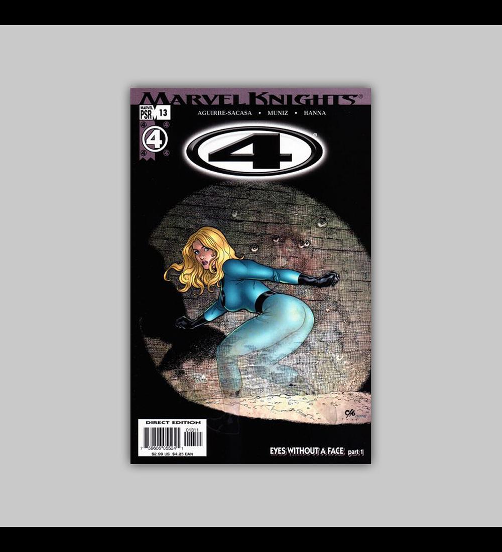 Marvel Knights 4 13 2005
