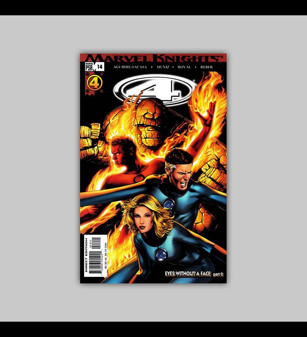 Marvel Knights 4 14 2005