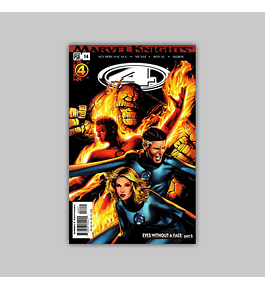 Marvel Knights 4 14 2005