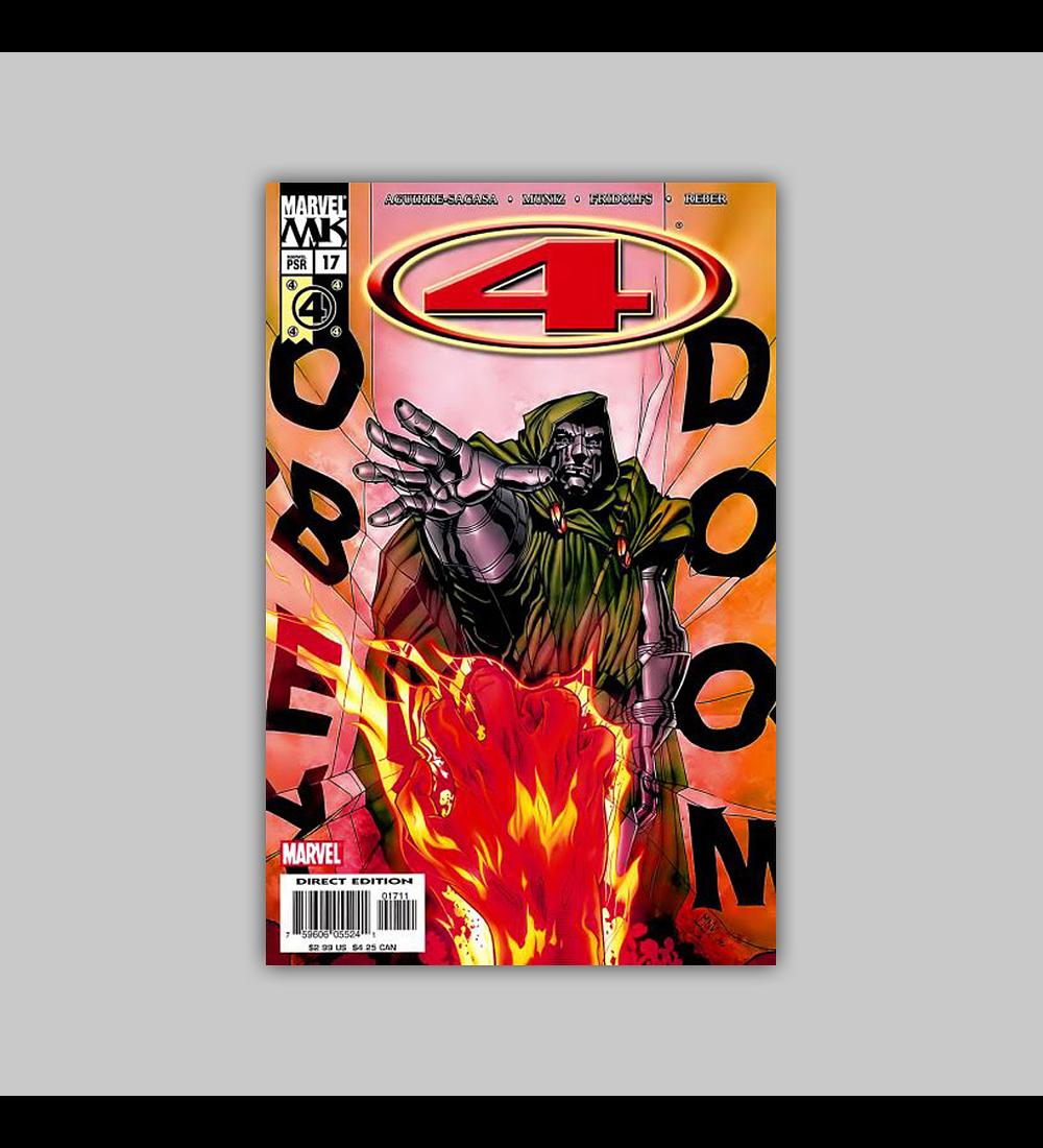 Marvel Knights 4 17 2005