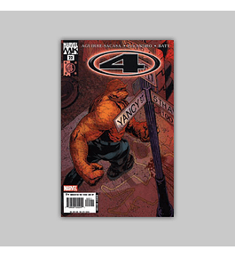 Marvel Knights 4 22 2005