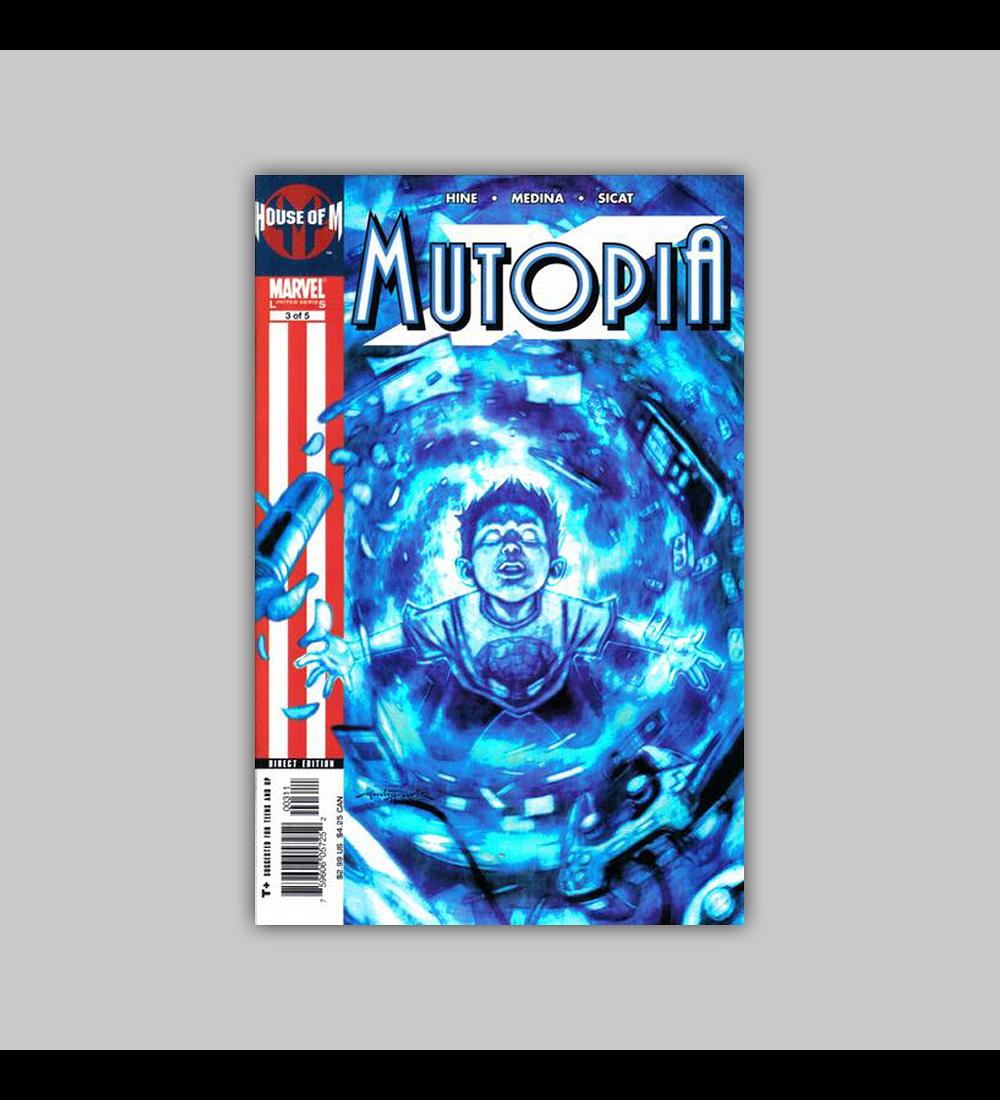 Mutopia X 3 2005