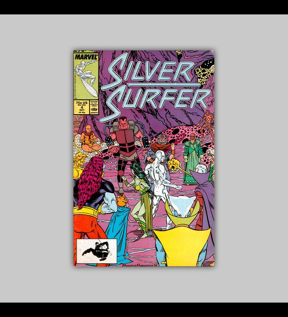 Silver Surfer (Vol. 3) 4 1987