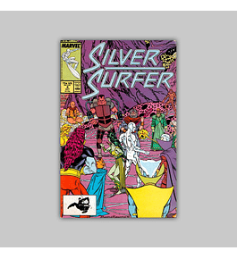 Silver Surfer (Vol. 3) 4 1987