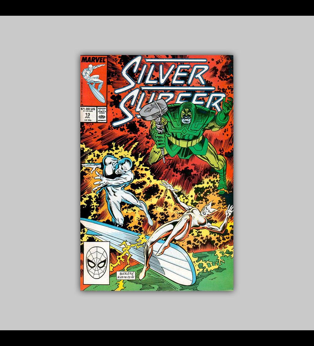 Silver Surfer (Vol. 3) 13 1988