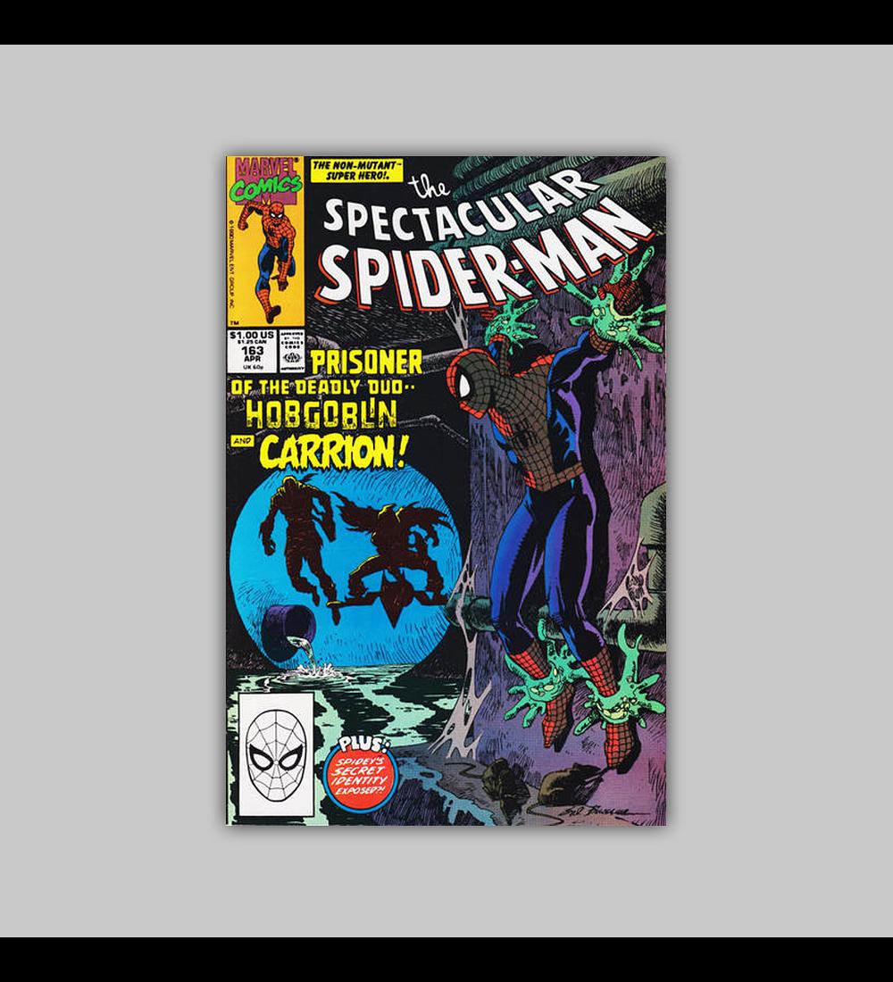 Spectacular Spider-Man 163 1990